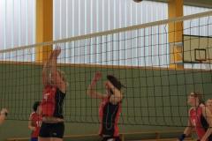 Volleyball Damen - 2009 Spiel gegen Gotha